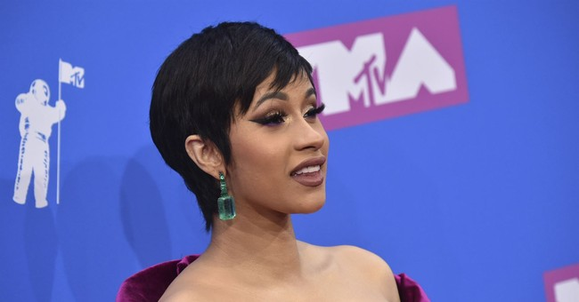 Cardi B sorry for 'Real Housewives' of civil rights parody