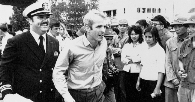 Former POW from Duluth recalls time with McCain