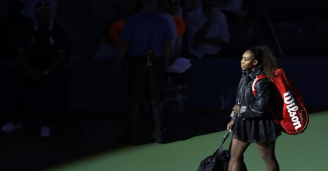 Serena Williams wins in tutus at US Open