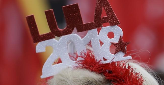 Former Brazil President da Silva inspires cult-like loyalty