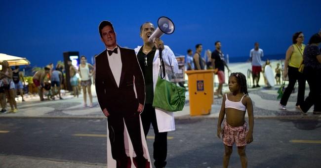 The Latest: Brazil owns Twitter as da Silva appeal unfolds