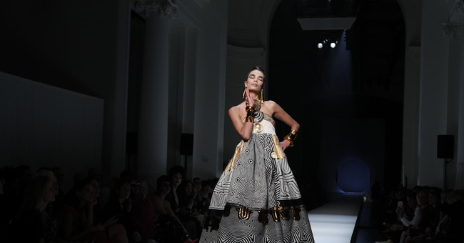 Paris couture: Cardin honored; Sergeenko faces backlash