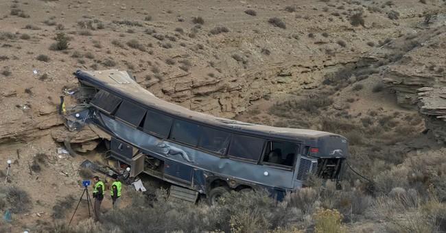 Negligent homicide case eyed in fatal Greyhound bus crash