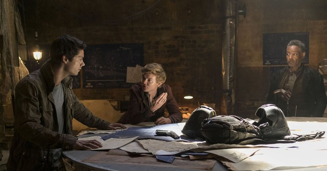 Review: Forward motion of 'Maze Runner' stalls in 3rd entry