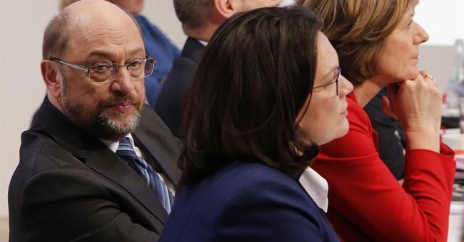 Germany's Social Democrat plan cutoff date for new members