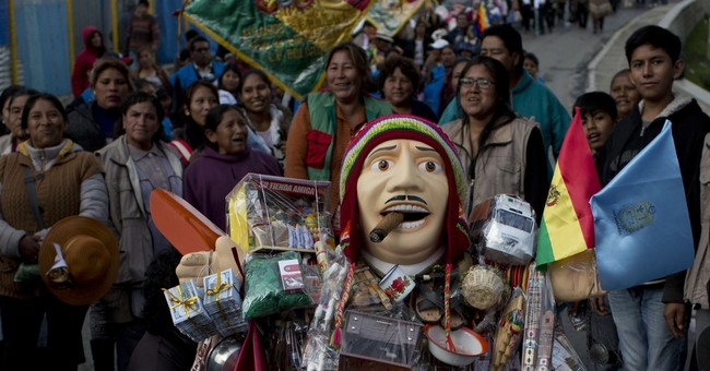 Bolivia's Alasitas Fair shines with UNESCO list recognition