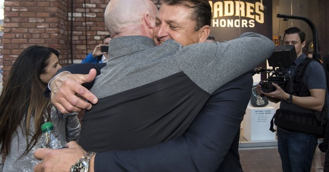 Well, Hells Bells, Trevor Hoffman makes it to Cooperstown