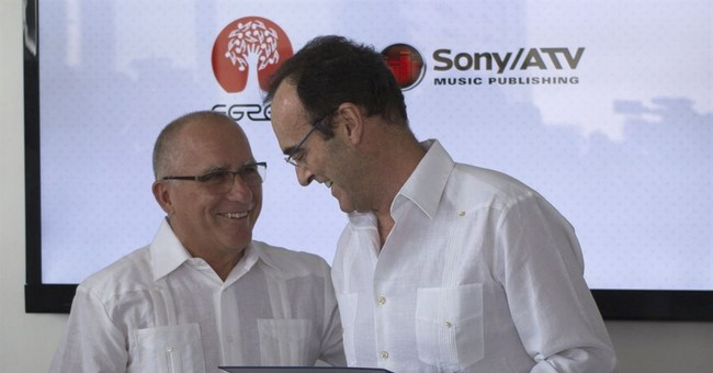 Cuban state music company expands deal with Sony