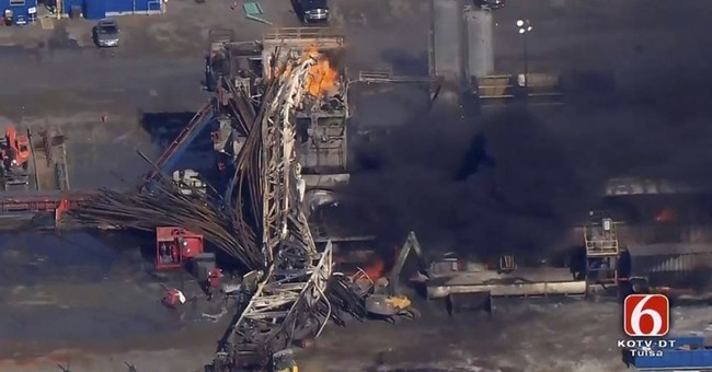 Driller in Oklahoma explosion has history of fatal accidents