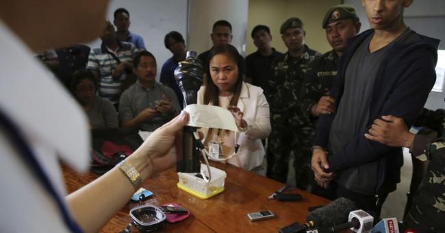 Philippine troops capture suspected Spanish militant backer