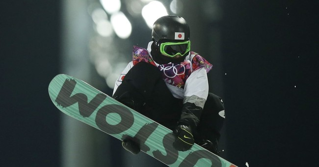 Japanese snowboarder has tricks, height for Olympic gold