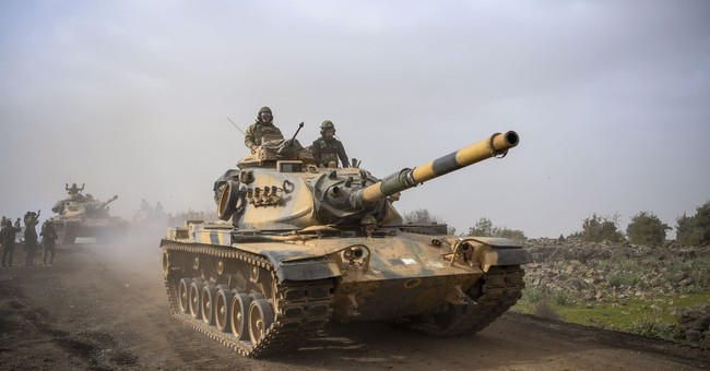AP FACT CHECK: Shades of gray in Turkey's stated Syria goals