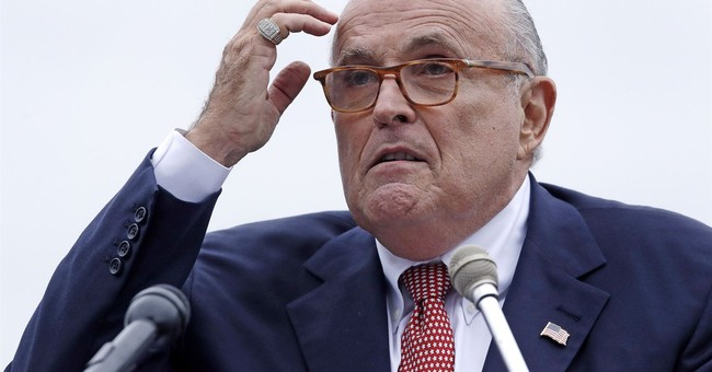 Rudy Giuliani tells AP: Trump won't answer obstruction questions