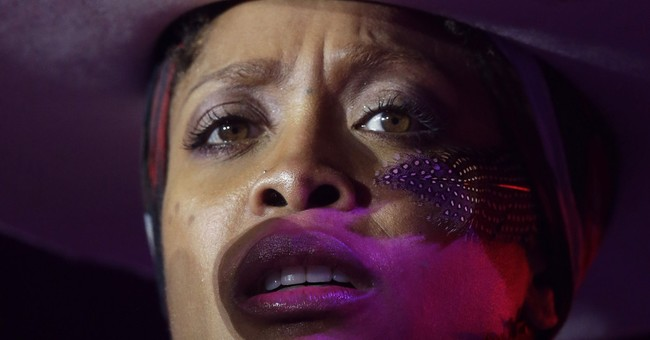 The Latest: Erykah Badu responds to her Hitler comments