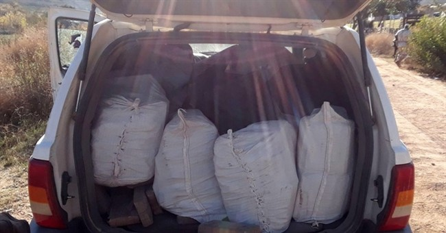 Mexican police find 100 lbs of fentanyl in multi-drug stash
