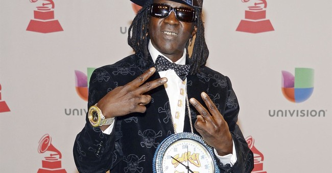 Police: Man cited for attack on Flavor Flav at Vegas casino