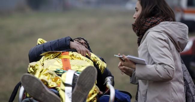 Italian train derails near Milan, 3 dead, many injured