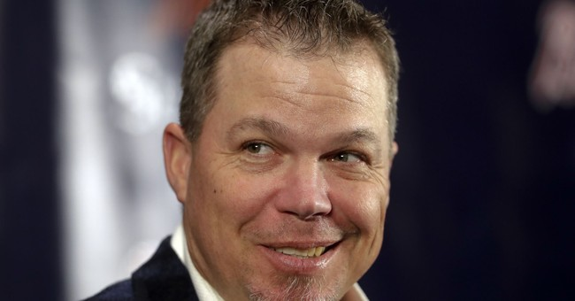 Chipper Jones follows his idol Mantle into the Hall of Fame