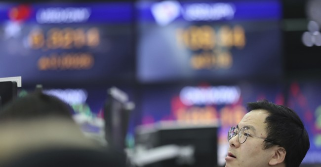 Global stocks recoup losses, dollar steady as eyes on Trump