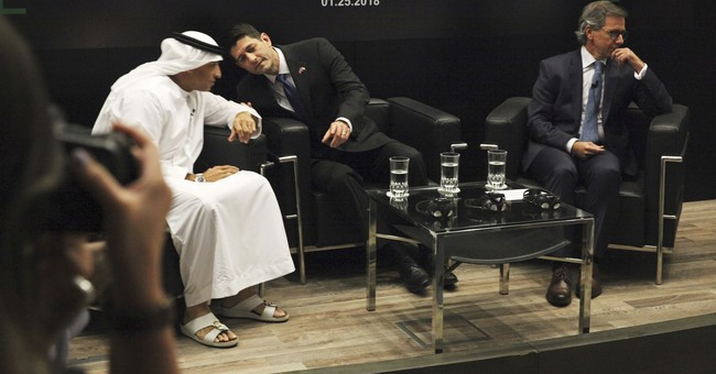 On Mideast visit, US house speaker vows to confront Iran