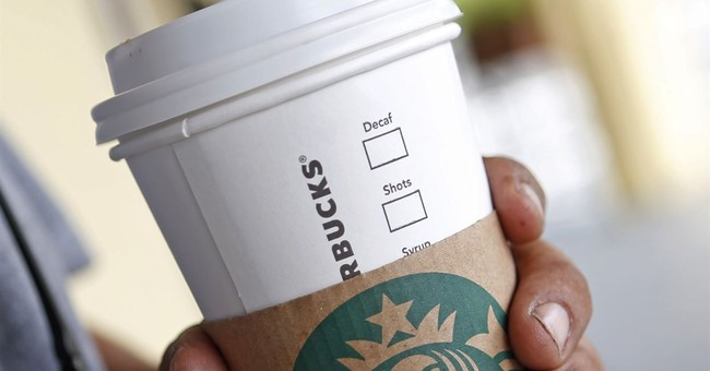 Starbucks key sales figure disappoints; shares fall