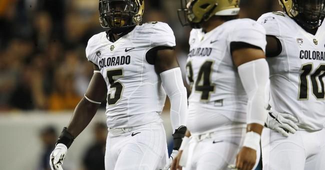 Colorado linebacker finds balance between football and faith