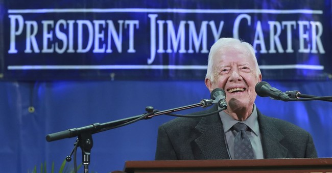 Jimmy Carter: To beat Trump, Dems cannot scare off moderates