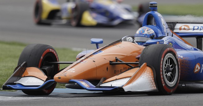 The Iceman is 1 drive away from a fifth IndyCar championship