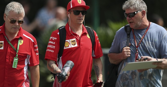 Ferrari team principal explains decision to drop Raikkonen