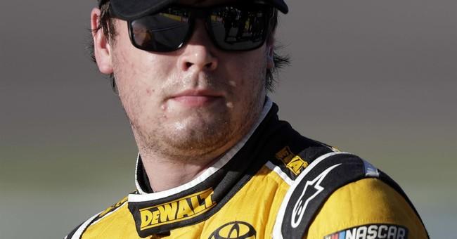 Erik Jones claims pole for 1st NASCAR playoff race in Vegas