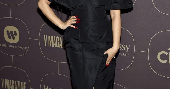 Cardi B celebrates Grammy nods, hit songs at label party