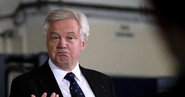 UK Brexit chief pledges host of new trade deals for Britain