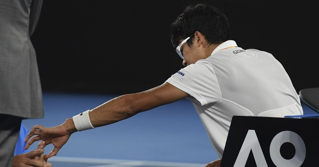 Chung bringing tennis to South Korea