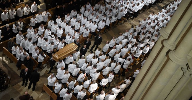 Chefs, dignitaries pay respects to French chef Paul Bocuse