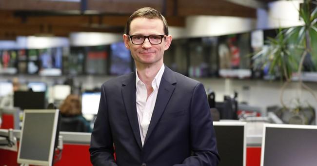 AP names McCrudden new head of digital and visual journalism