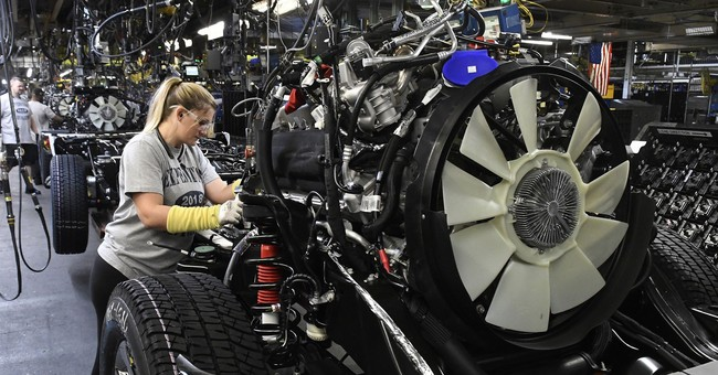 Global growth, dollar, push durable goods orders up 2.9 pct