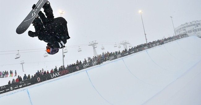 Snowboarder known as 'I-Pod' set to defend Olympic gold
