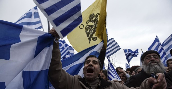 Greek organizers of Macedonia rally seek million protesters