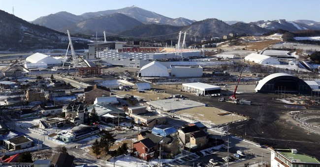 Unease mixes with excitement as Pyeongchang awaits the world