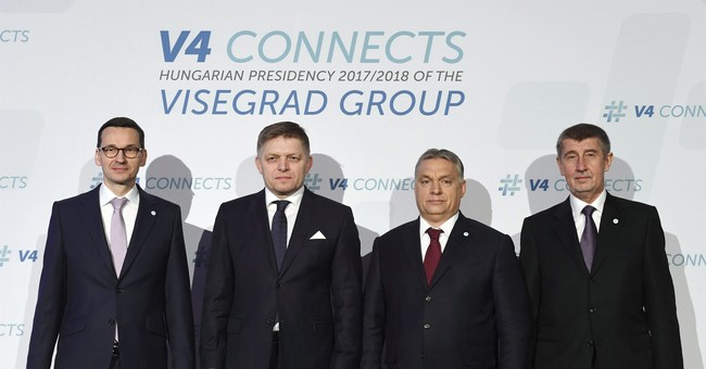 Central European leaders want 'new blueprint' for continent