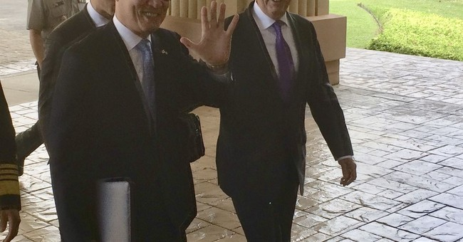 Mattis says Korea talks can't distract from denuclearization