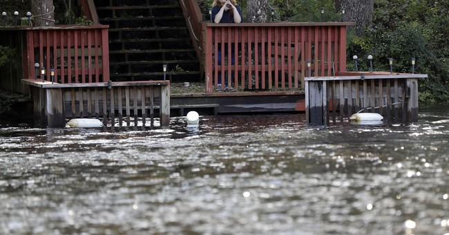 Officials Warn of Rising River Levels in North Carolina Following Hurricane Florence