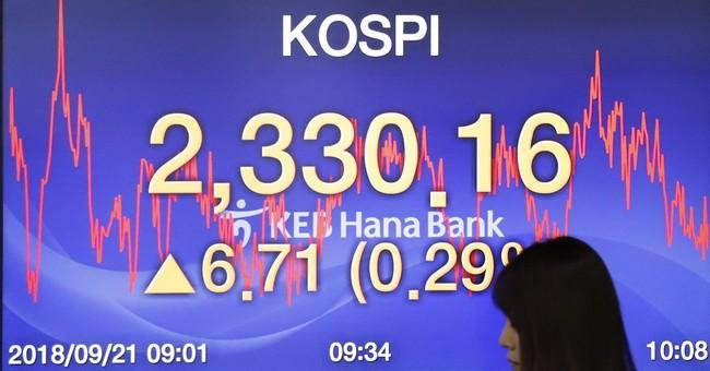Global stocks buoyed by Wall Street optimism