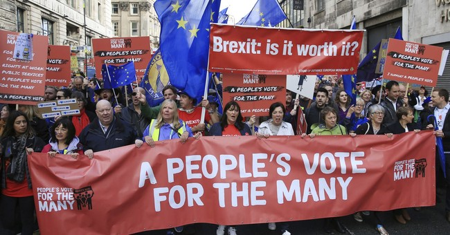 UK Labour opposition re-ignites idea of second Brexit referendum