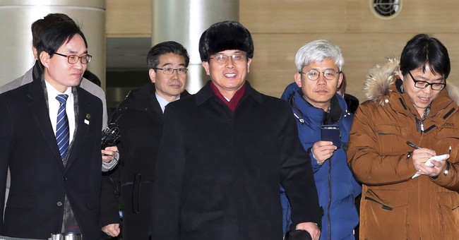 North Korean officials wrap up Olympic inspection in South