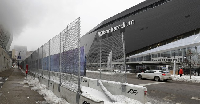 Minnesota officials welcome Super Bowl to the 'Bold North'