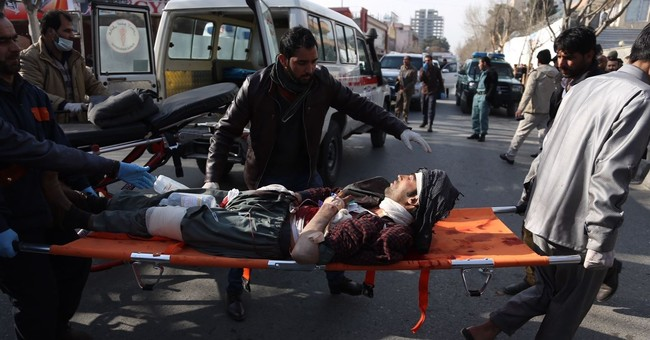 The Latest: Trump condemns car bomb attack in Afghanistan