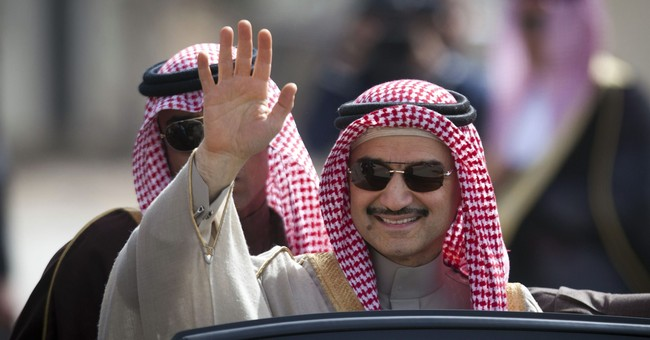 Freed Saudi prince's Kingdom Holding firm climbs 10 percent