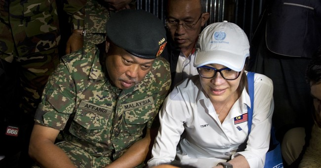 Hollywood star Yeoh calls Rohingya condition 'despicable'