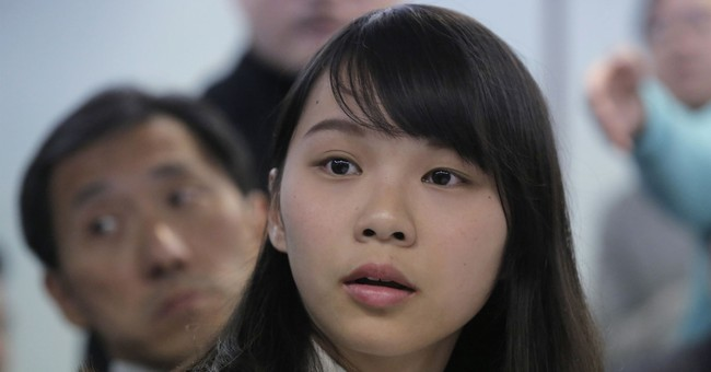 Hong Kong bans young pro-democracy hopeful from election